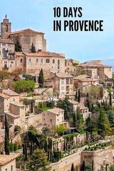 Gordes, Vaucluse, Provence-Alpes-Côte d'Azur