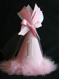 Girl's Birthday hat