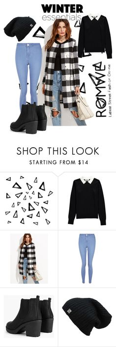 """""""Bez naslova #10"""" by dalila-delic ❤ liked on Polyvore featuring Nika, Essentiel, New Look and Boohoo"""
