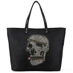 Adornmentz Body Jewelry - Zipper Head Skull Bag, $35.00 (http://www.adornmentz.com/zipper-head-skull-bag/)