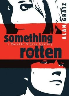 Something Rotten by Alan M. Gratz. A retelling of Hamlet in modern times. Important to class: makes Shakespeare accessible to students who may hate the Bard, while putting the story in tems that they may be able to understand in a move obvious way. Important to me: Shakespeare + modern fiction = win