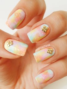 www.facebook.com/marce7ina  #nailart #nails