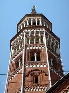 San Gottardo Tower - Milan, Italy