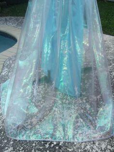 Elsa costume from Frozen