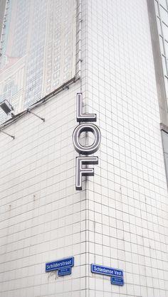 LOF | Witte de Withstraat, Rotterdam