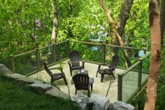 picture of deck in a ravine | 91 Kingswood Rd - MLS E2644289 - Our Currents Listings - Toronto Real ...