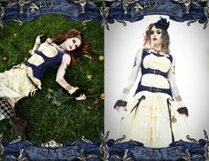 alice in wonderland costume pattern - Google Search