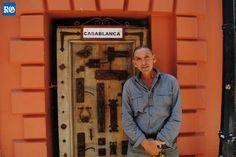 Doors open: Amre Elsayed, owner of new takeaway restaurant Casablanca in Hamilton's Washington Lane