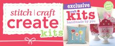 Stitch Craft Create - Projects, Patterns and Inspirations for the Craft Community