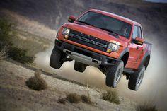 Ford Raptor...flight 150...