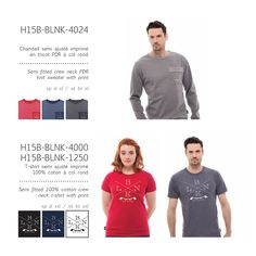 /// T-shirt semi ajusté imprimé 100% coton à col rond /// Semi fitted 100% cotton crew neck t-shirt with print