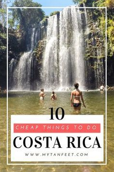 Visiting Costa Rica on a budget? Here are 10 fun and cheap things to do in Costa Rica such as visiting museums, visiting waterfalls and Costa Rica Travel, Voyage Costa Rica, Monteverde, Costa Rico, San Jose Costa Rica, Places To Travel, Places To See, Travel Destinations, Costa Rica Adventures