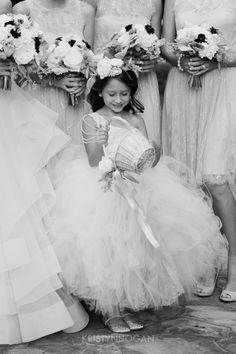 Prettiest princess! #cedarwoodweddings An American Fairytale :: Mayra+Kevin, Part 1 | Cedarwood Weddings