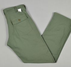 Earl's Apparel Fatigue Pants at Hickoree's - $40.00 - Made in USA