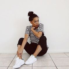 "Posted a "" How I style Adidas Stan Smith "" on my channel ! ( link in my bio )"