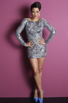 Shaunie O'Neal Discusses Basketball Wives Season Siovuaghn Wade, Trina, Evelyn And More - Jocks And Stiletto Jill Basketball Wives Miami, Night Outfits, Fashion Outfits, Warrior Princess, Tall Women, Celebs, Celebrities, Victoria, Formal Dresses