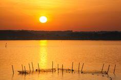 Sunset Nyord Denmark by Rob Oldekamp on 500px