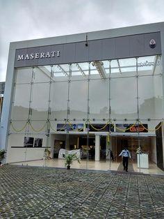 Maserati opens new showroom in Bangalore http://blog.gaadikey.com/maserati-showroom-in-bangalore-showroom-inauguration/