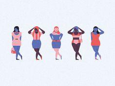 Real Girls by Victor Belinatti