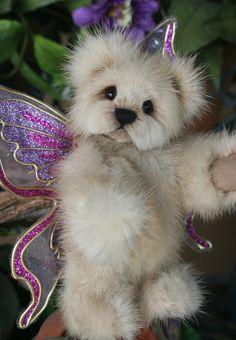 "OOAK Original One of A Kind Mink Fur Teddy Bear by KIMBEARLYS, $495.00   ""SOLD"""