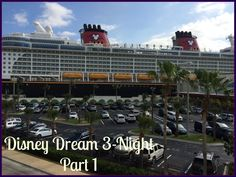 Planning a cruise for the future? Check out the Disney Dream! The Disney Dream is a fun ship and a great introduction to the Disney Cruise Line experience!