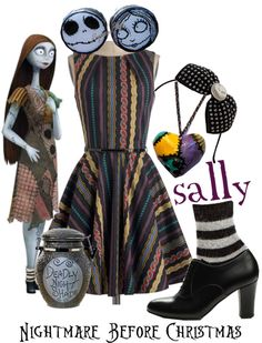 """Sally"" by princesschandler on Polyvore"