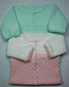 Free Pattern: Bubble Tuck Baby Kimono by Jane Niemi