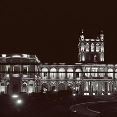 Palacio de Lopez en Asuncion, Paraguay. Lopez Palace in Asuncion Paraguay.