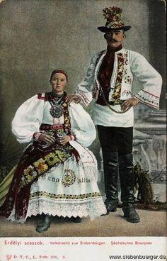 Brautpaar aus Mühlbach