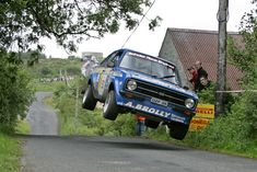 Do you remember the Ford Escort Mark This car was hugely popular back in the seventies, it was a successful rally champion and became the favorite car Classic Race Cars, Ford Classic Cars, Ford Rs, Car Ford, Wheel In The Sky, Course Automobile, Ford Escort, Escort Mk1, Old Fords