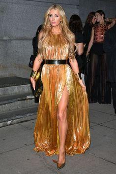 Paris Hilton | amfAR Gala NYC 2017 | British Vogue