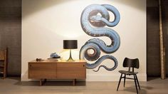 Snake Wall Sticker by Surface View $398