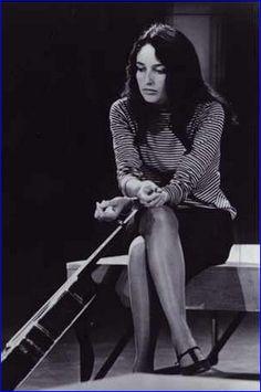 Joan Baez circa late 1960's