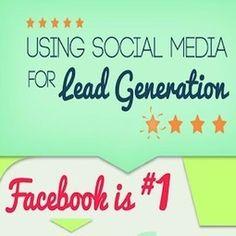 Using Social Media For Lead Generation Direct Marketing, Online Marketing, Social Media Tips, Social Networks, Digital Trends, Influencer Marketing, Free Website, Lead Generation, Public Relations