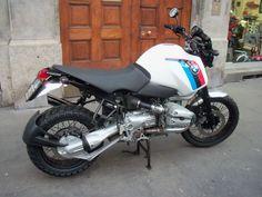 Resultado de imagen de BMW gs 1150 special