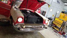 Classic Car Restoration Classic Car Restoration, Collision Repair, Auto Body Repair, Repair Shop, The Body Shop, Cool Cars, Classic Cars, Lights, Lighting