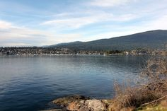 The view at Admiralty Point Belcarra 1 1/2 hr trails