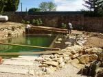 De zwemvijver | La Pâquerette