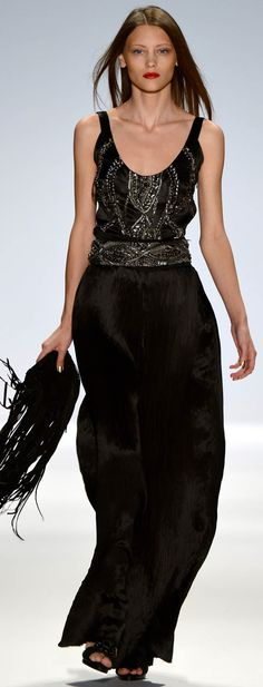 Carlos Miele Spring Summer 2013 Ready-To-Wear Collection<3<3