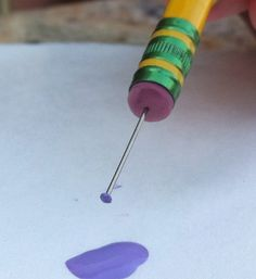 How to Make a Dotter for Your Nails