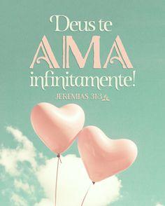 E eu tbm! My Jesus, God Loves You, Jesus Loves, Faith In Love, Jesus Freak, God First, Praise God, My Lord, Christen