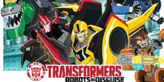 """Advance Review: Transformers: Robots in Disguise is Balanced, Action-Packed, All-Ages Fun 