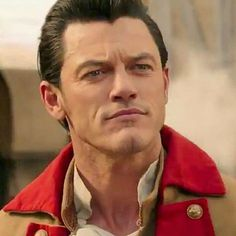 Gaston- Luke Evans Beauty and the Beast 2017 Luke Evans Actor, Gaston Beauty And The Beast, Cleft Chin, Good Cartoons, Tale As Old As Time, Movie Characters, Best Actor, Perfect Man, The Beast