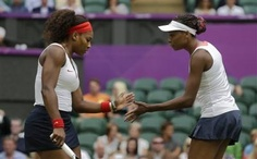 well done williams sisters