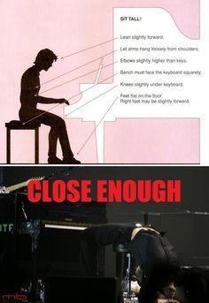 Close enough  Matt Bellamy