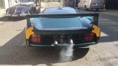 $tuningcars - Tuning Car Pictures XJ220 GT1! | Video by @jd_classics | #blacklist #jaguar #xj220 #gt1 http://z… #neoncar