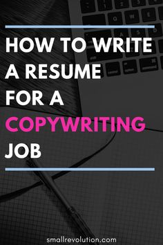 As a copywriter, you should write your resume that will reflect your writing skills and creativity. Learn some awesome tips on how to write a resume for a copywriting job. Paragraph Writing, Opinion Writing, Persuasive Writing, Writing Skills, Writing Rubrics, Writing Tips, Midlife Career Change, Virtual Jobs, Creating A Portfolio