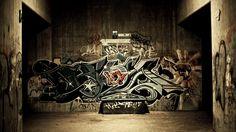 граффити на стенах: 25 тыс изображений найдено в Яндекс.Картинках