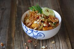 Kitchen And The City : PAD THAI