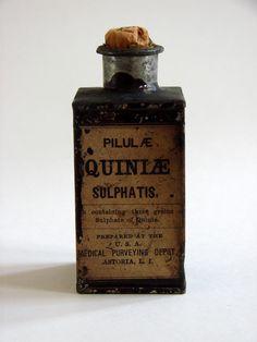 civil war medicine bottles   Civil War Medicine Bottle, Tin, & Jar Collection